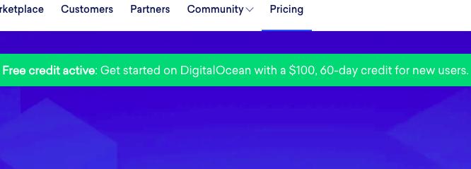 digitalocean voucher code