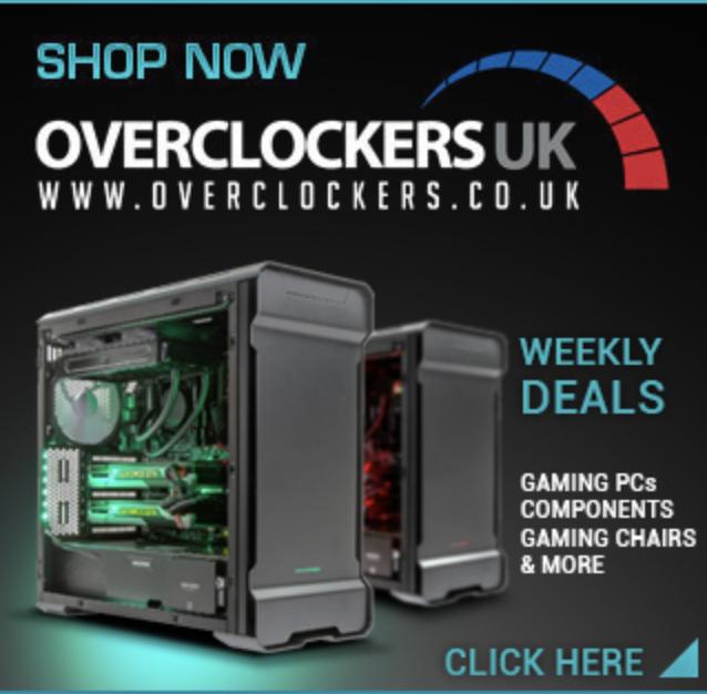 overclockers voucher codes